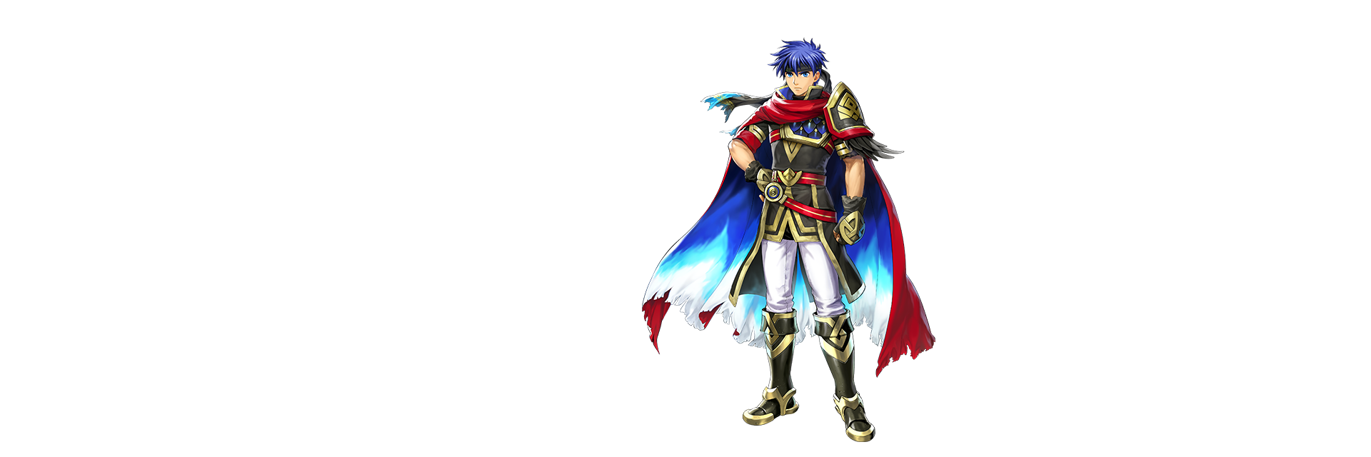 Young Mercenary Ike
