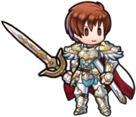 Prince of Leonster Leif